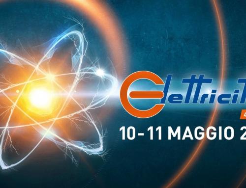 ELETTRICITTA', FIERA DI BERGAMO, 10 E 11 MAGGIO 2019